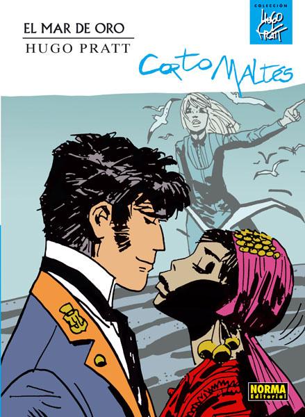 Corto Maltés - El mar de oro