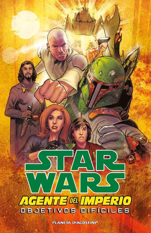Star Wars Agente del Imperio 2 - Objetivos Difíciles