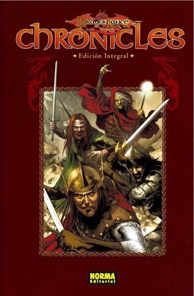 Dragonlance Chronicles: Edición Integra