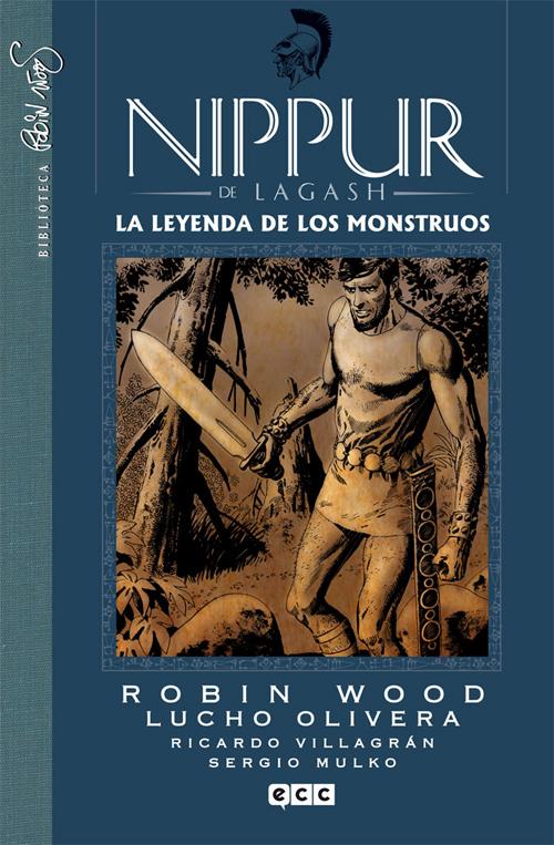 Nippur de Lagash 6: La leyenda de los monstruos