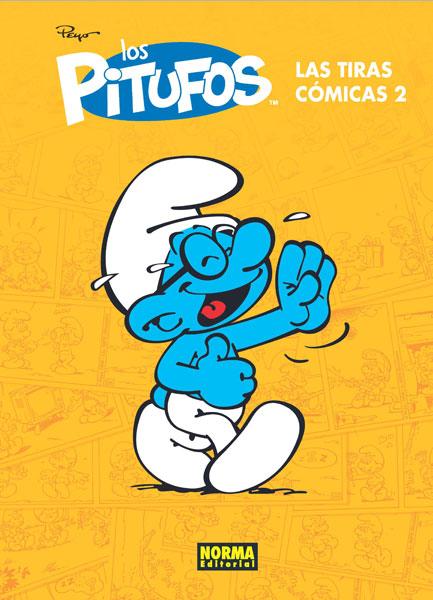 Los Pitufos: Las Tiras Cómicas