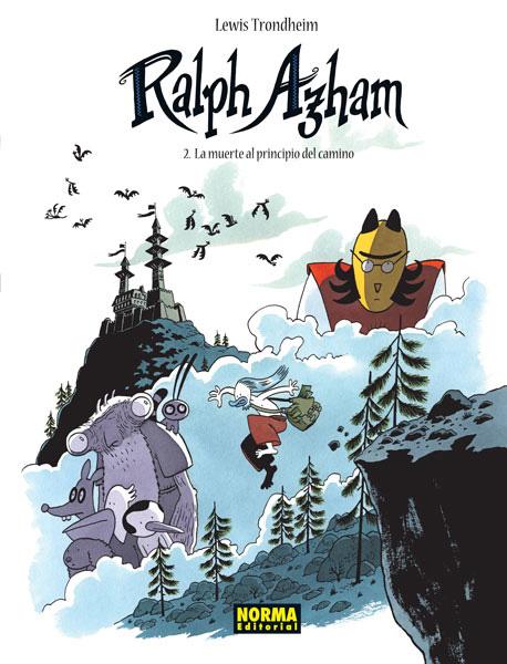 Ralph Azham 2. La muerte al principio del camino