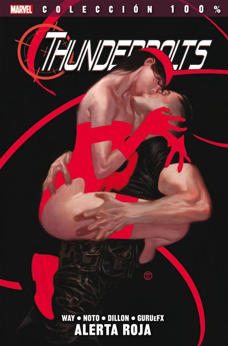 100% Marvel. Thunderbolts 2 - Alerta Roja