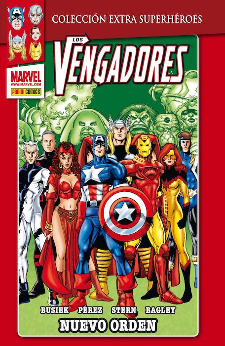 Los Vengadores 3 - Nuevo Orden