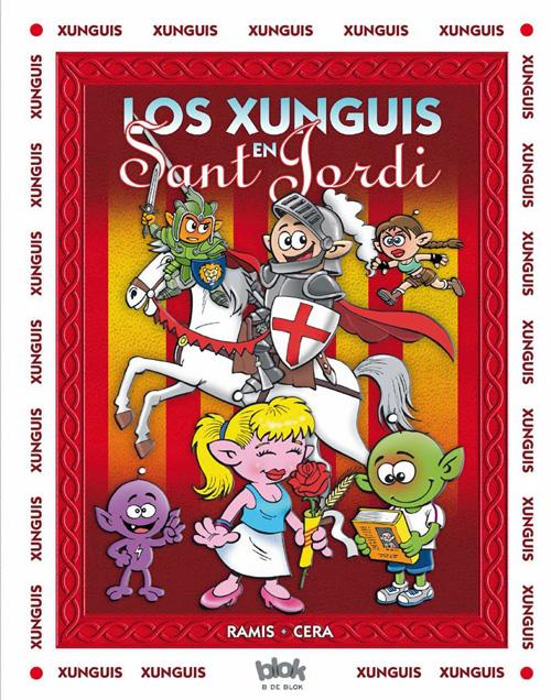 Los Xunguis en Sant Jordi