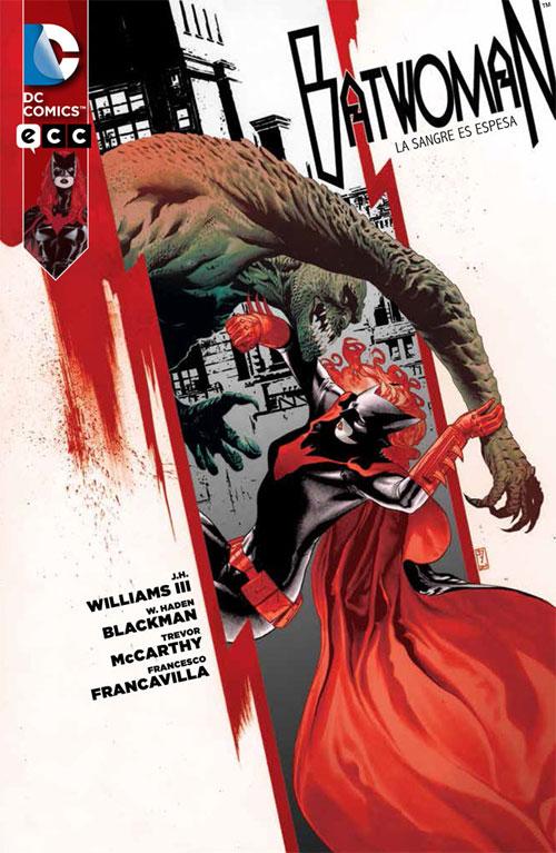 Batwoman: La sangre es espesa