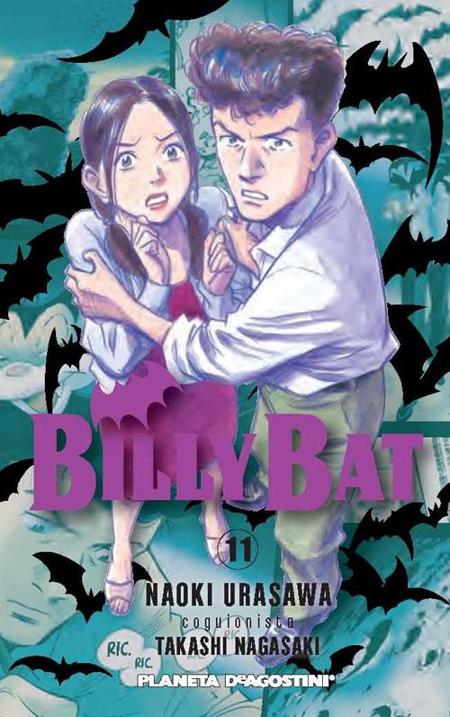Billy Bat nº 11