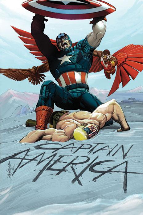 Capitán América v8, 38