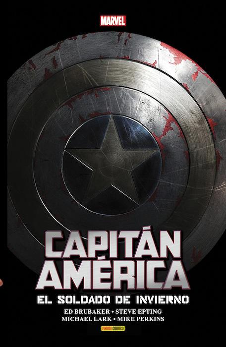 Marvel Integral. Capitán América: El soldado de invierno
