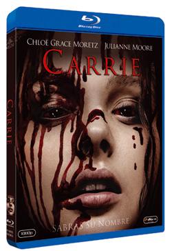 Carrie Blu Ray