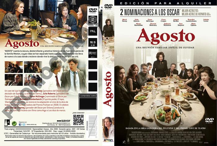 Agosto DVD