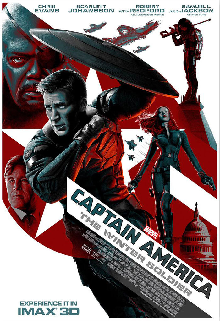 Capitán América IMAX