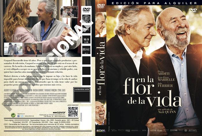 En la flor de la vida DVD