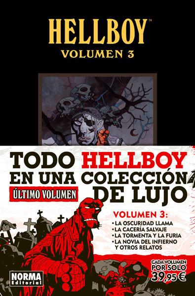 Hellboy. Edición Integral 3