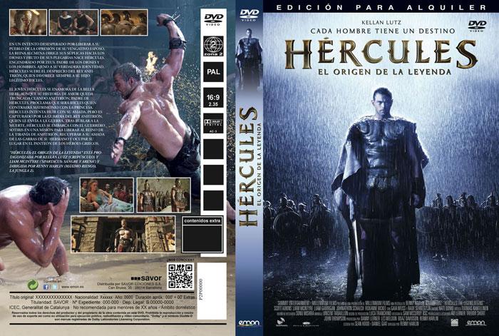 Hércules DVD