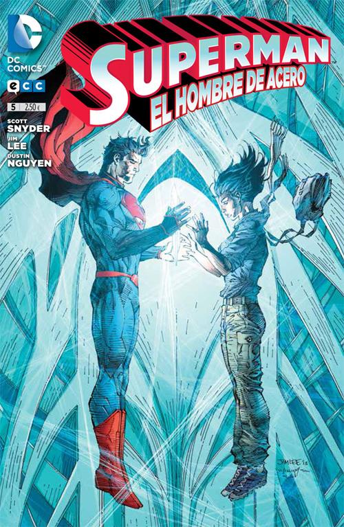 Superman: El Hombre de Acero 5