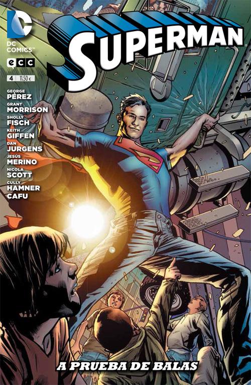 Superman - A prueba de balas