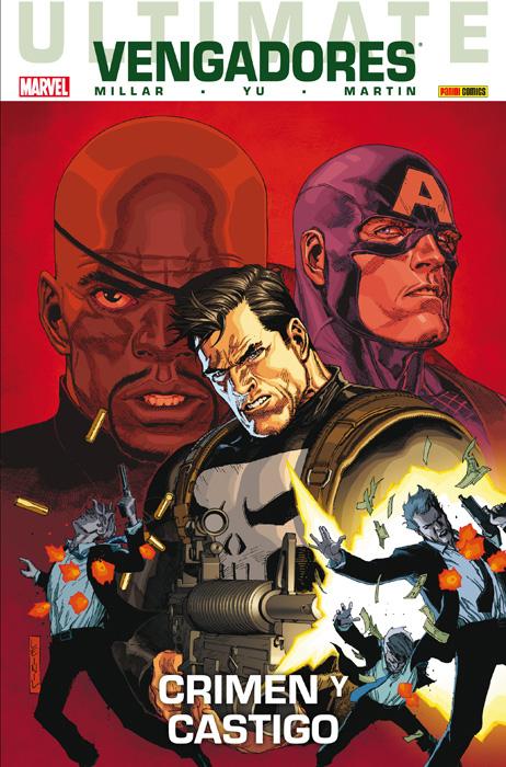 Ultimate Vengadores 2: Crimen y castigo
