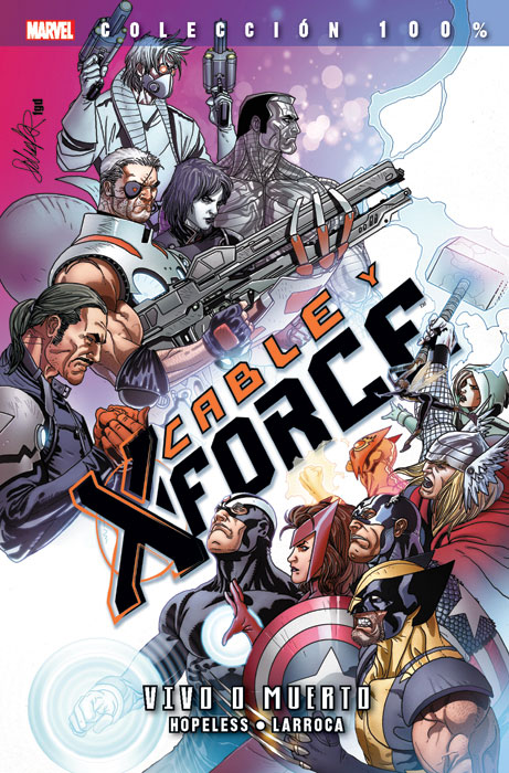 Cable y X-Force 2