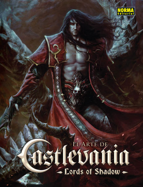 El arte de Castlevania: Lords of Shadows