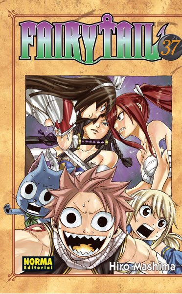 Fairy Tail 37