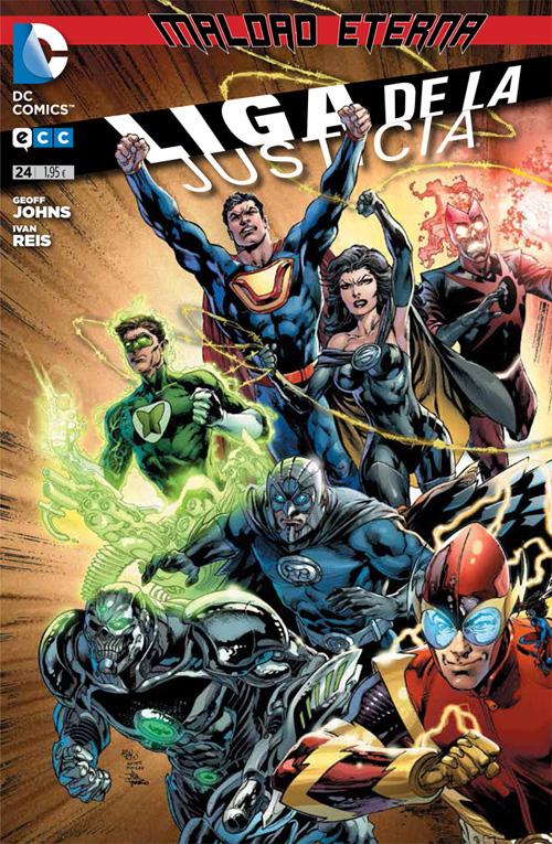 Liga de la Justicia 24