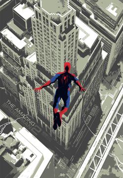 Spider-Man Taylor IMAX