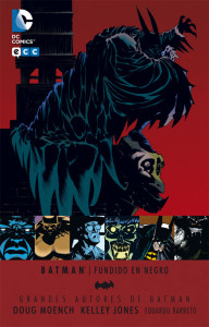 Grandes autores de Batman: Dough Moench y Kelley Jones - Fundido en negro