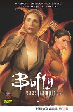 Buffy Cazavampiros - 9ª Temporada 3: Protegido