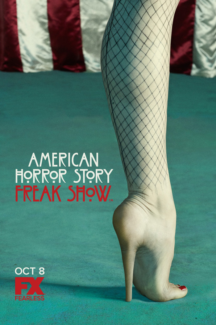 The American Horror Story Freak Show