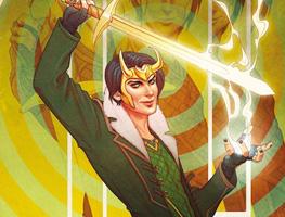 Loki cómic