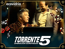 Torrente 5 - Ecovidrio