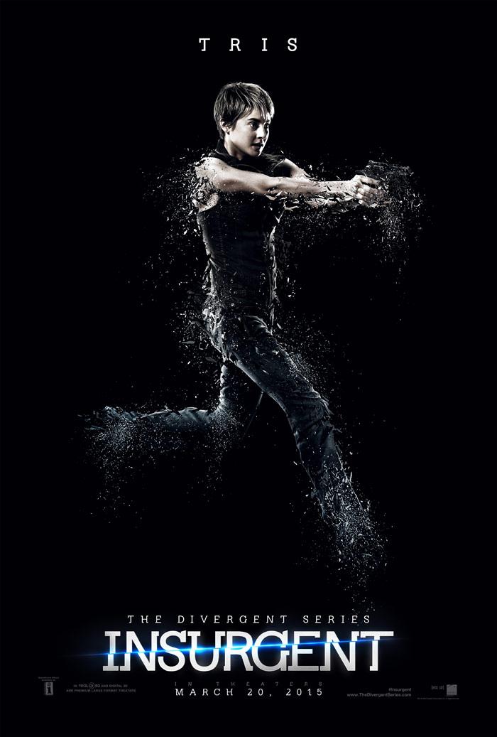 Insurgent Tris