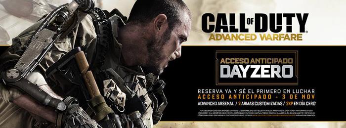 Call of Duty: Advanced Warfare - Day Zero