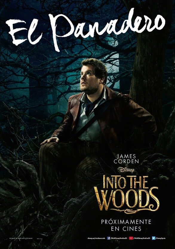 Into the Woods - El Panadero