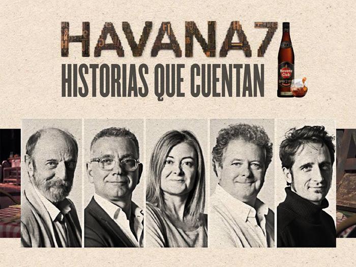 Havana 7 - Historias que cuentas