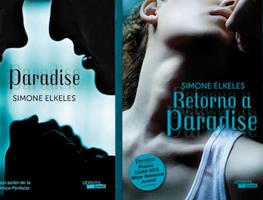 Resultado de imagen para Paradise y Retorno a Paradise de Simone Elkeles