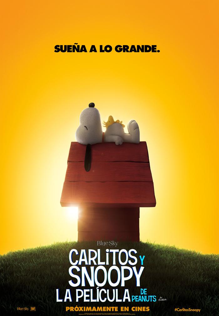Carlitos y Snoopy, la película de Peanuts