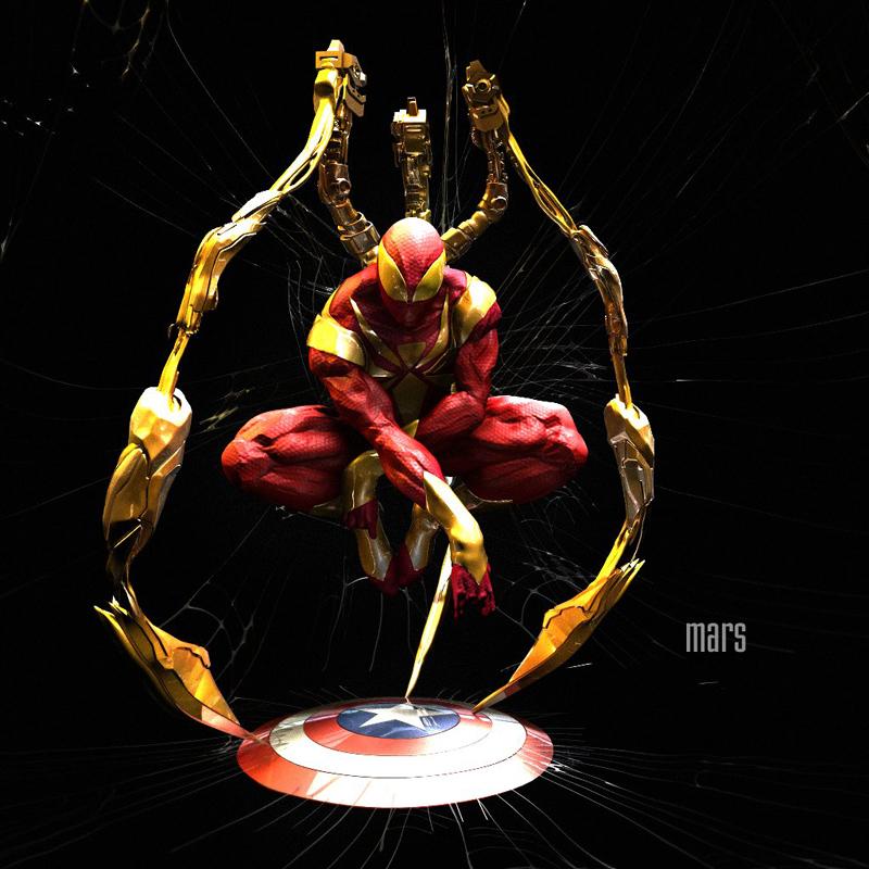 Iron Spiderman
