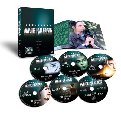 Alejandro Amenábar - Pack Filmografía + Libreto