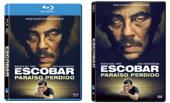 Escobar Paraíso Perdido Ediciones Blu Ray Y Dvd