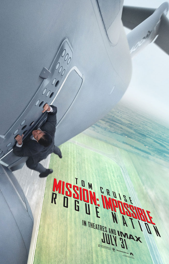 Misión Imposible: Rogue Nation