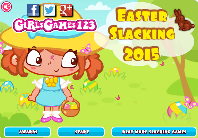 Easter Slacking 2015