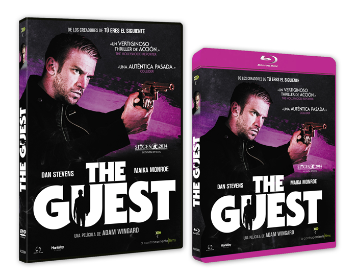 The Guest, de Adam Wingard, en Blu-Ray y DVD
