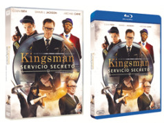 Kingsman: Servicio Secreto