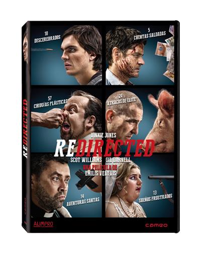 Redirected DVD