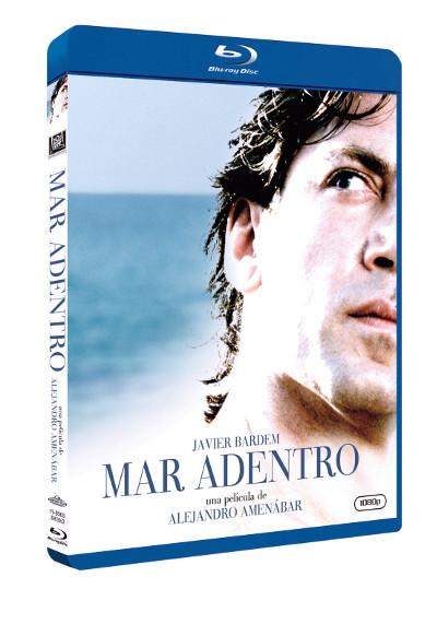 Mar adentro en Blu-ray