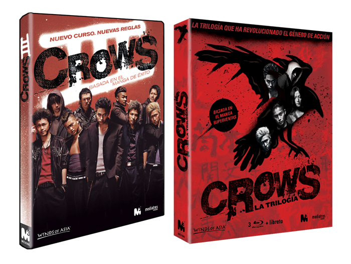 Crows 3