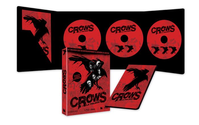Crows Trilogía