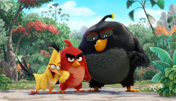 ¡Mira, pajaritos! - Primer tráiler de Angry Birds